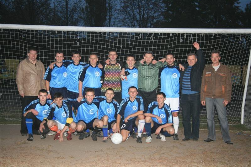 Чемпионы города 2010